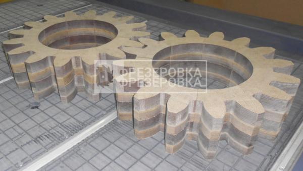 фрезеровка текстолита на чпу в москве
