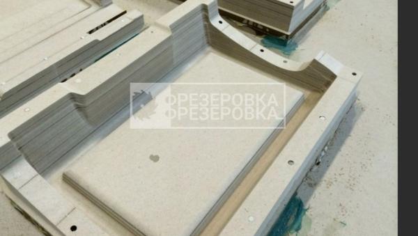 3д фрезеровка модельной плиты