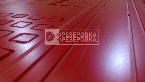 фрезерная резка полистирола в москве