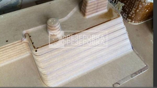3d фрезеровка модельной плиты в москве