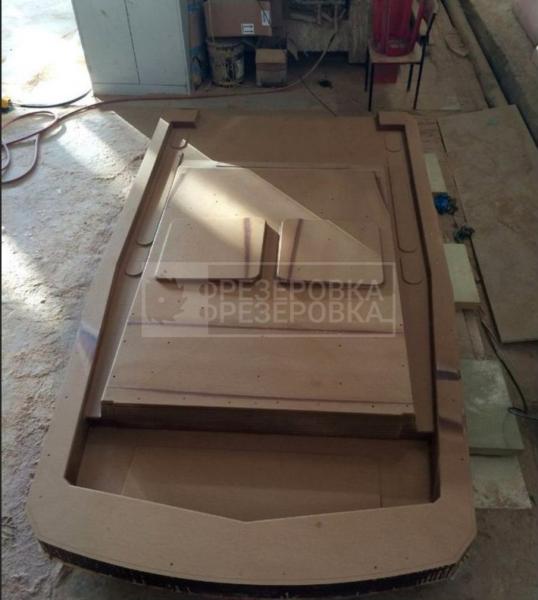 три д фрезеровка модельной плиты